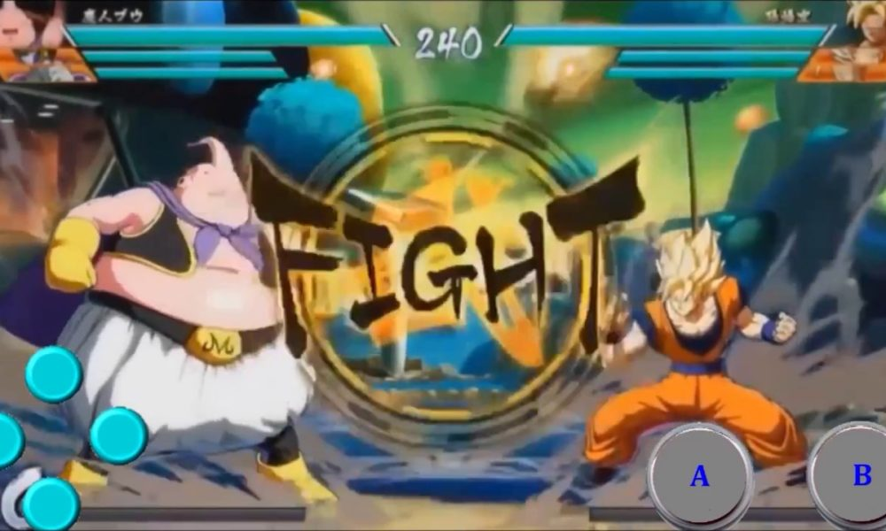 Dragon Ball Fighterz Game Download For Ppsspp