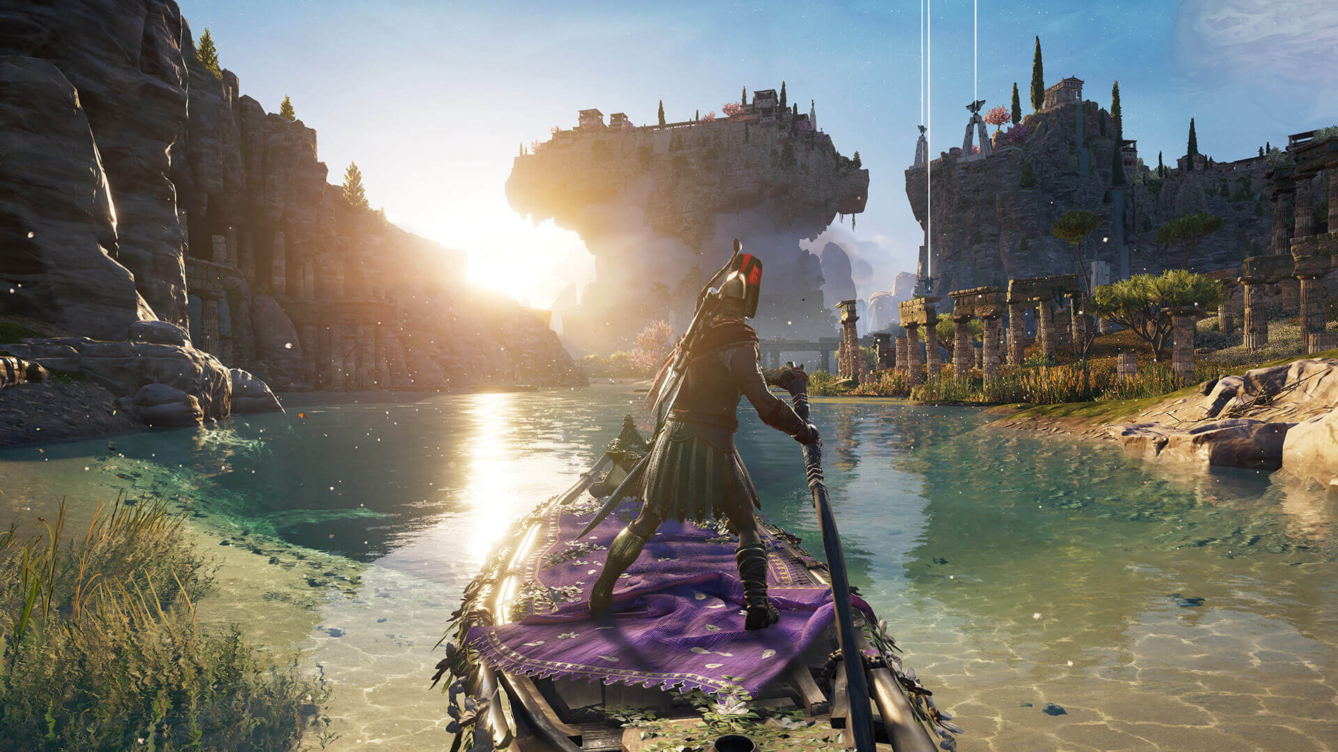 Assassins Creed Odyssey The Fate Of Atlantis Download Latest