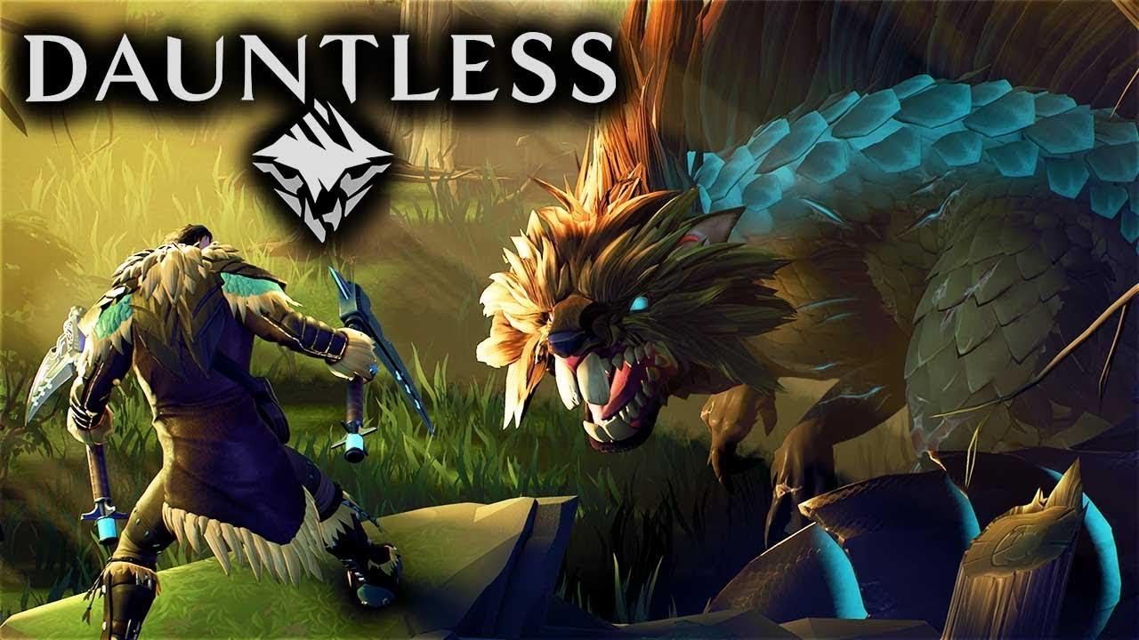 Dauntless PC Version Full Game Free Download
