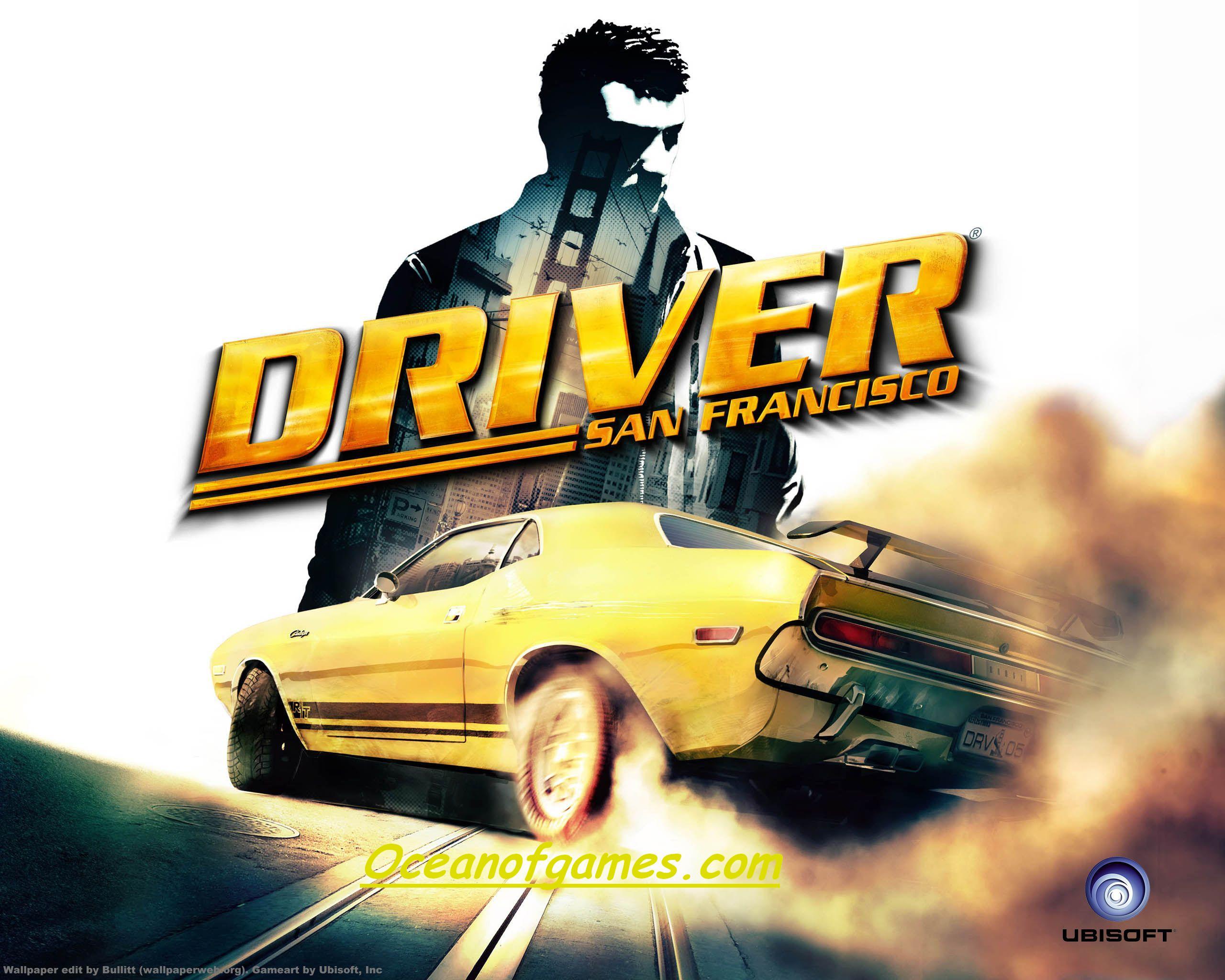 Driver San Francisco Game Download Full Version Gaming Debates