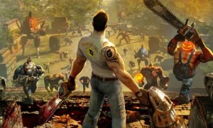 Serious Sam 4 PC Game Download Full Version