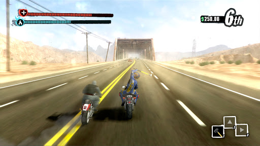 Road Redemption Full Version Mobile Game