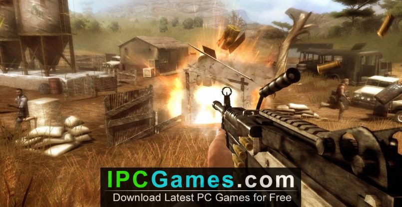 Far Cry 2 Free Download Latest Version Gaming Debates