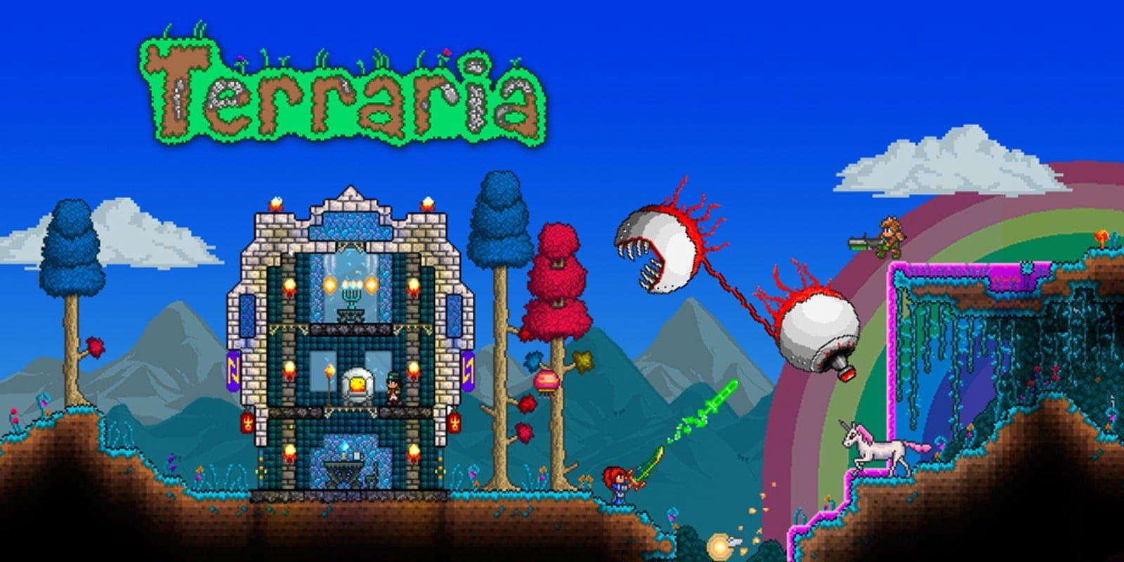 Terraria PC Version Full Game Free Download