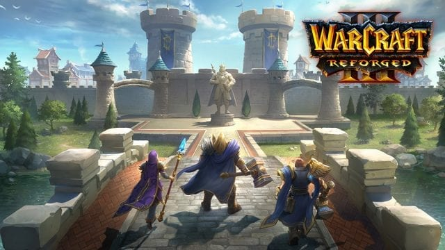 Official Warcraft 3 free. download full Game