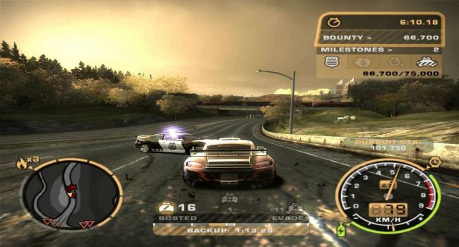 Need For Speed Most Wanted 2005 Free Download Full Version