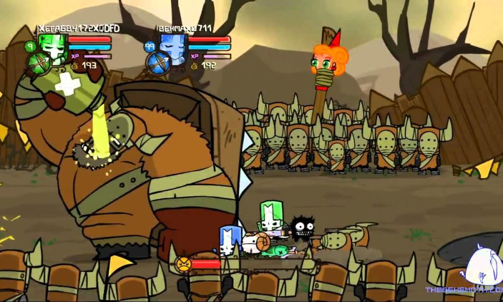 castle crashers pc game download free