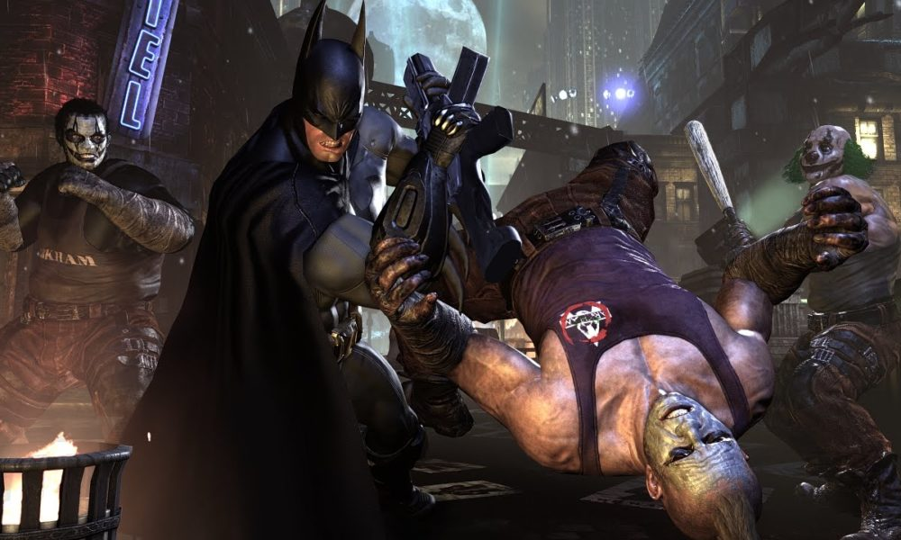 batman arkham city game free download