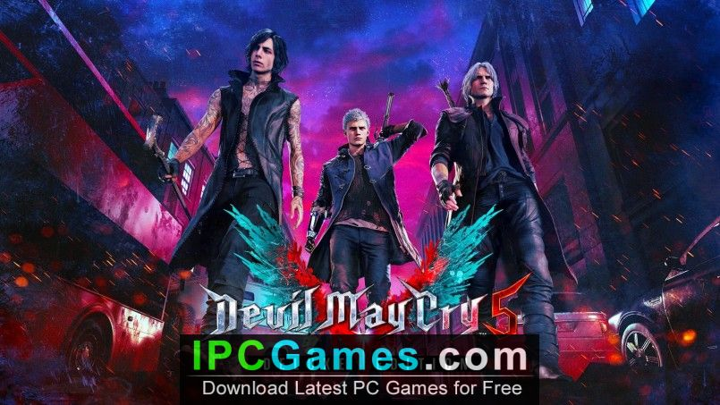 devil may cry 5 download for pc free