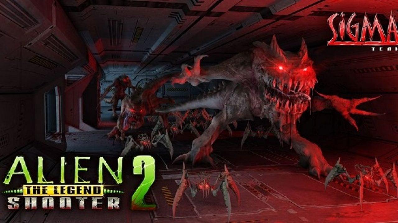 Alien Shooter 2 Game Download For Mobile
