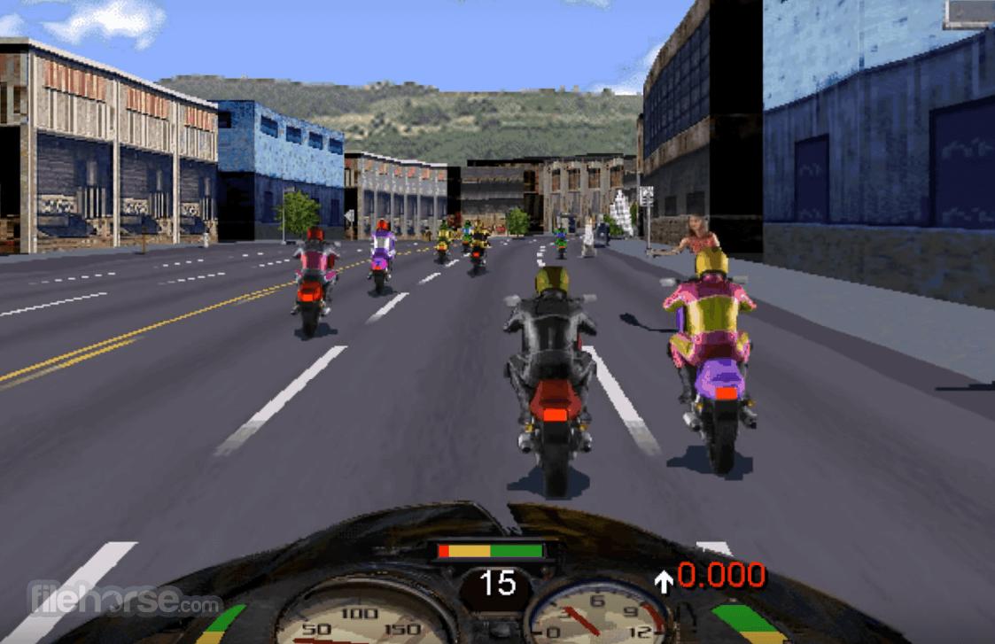 Road Rash PC Full Version Free Download