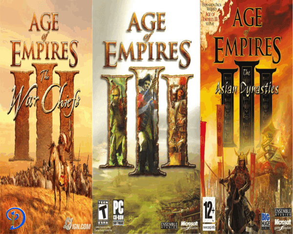 age of empires 3 free download full version