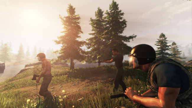 Subsistence PC Game Full Version Free Download - Gaming Debates