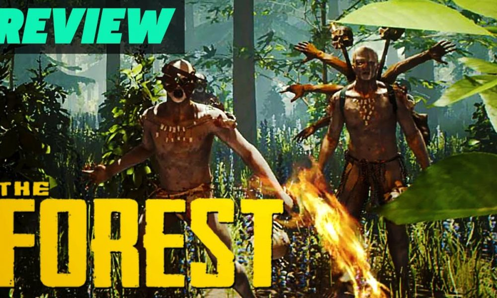 The Forest PC Version Full Game Free Download - Gaming Debates