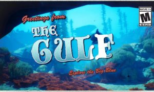 MANEATER GETS THE GULF TRAILER