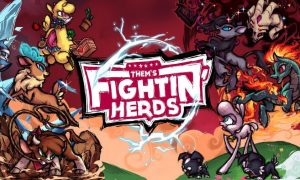 THEM'S FIGHTIN' HERDS VERSION 1.0 RELEASED