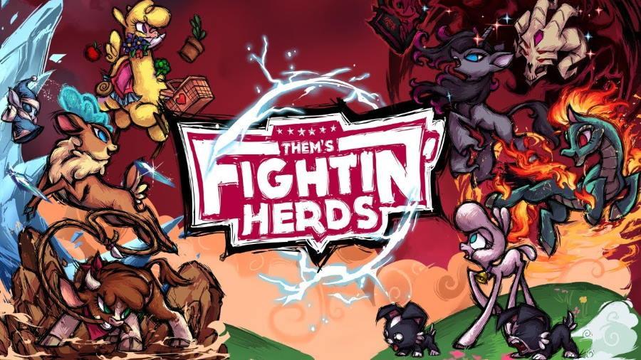THEM'S FIGHTIN' HERDS VERSION 1.0 RELEASED