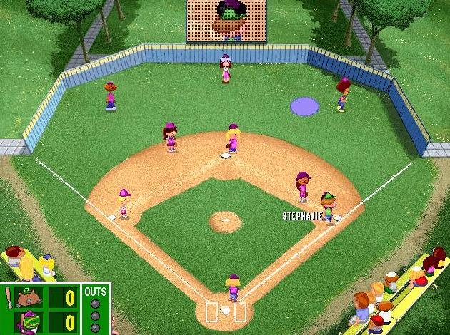 Backyard Baseball iOS/APK Full Version Free Download ...
