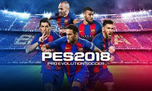 Pro Evolution Soccer 2018 Android/iOS Mobile Version Full Game Free Download
