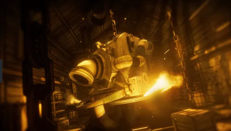 Bendy And The Ink Machine Chapter 1 PC Latest Version Free Download