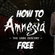 Amnesia The Dark Descent PC Game Free Download