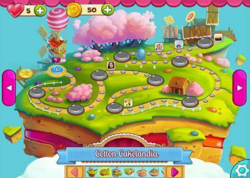 Cookie Jam Mobile Game Download
