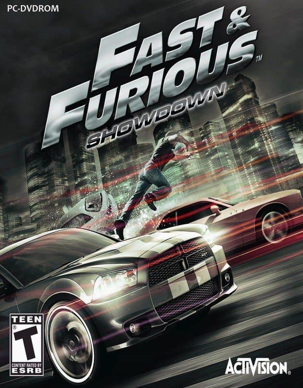Fast And Furious: Showdown PC Version Full Game Free Download