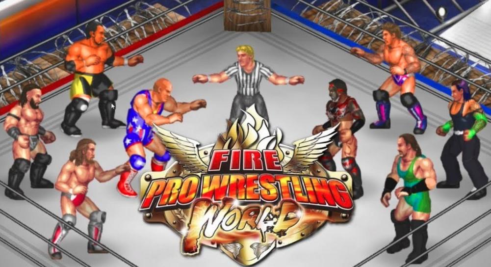 Fire Pro Wrestling Free Download