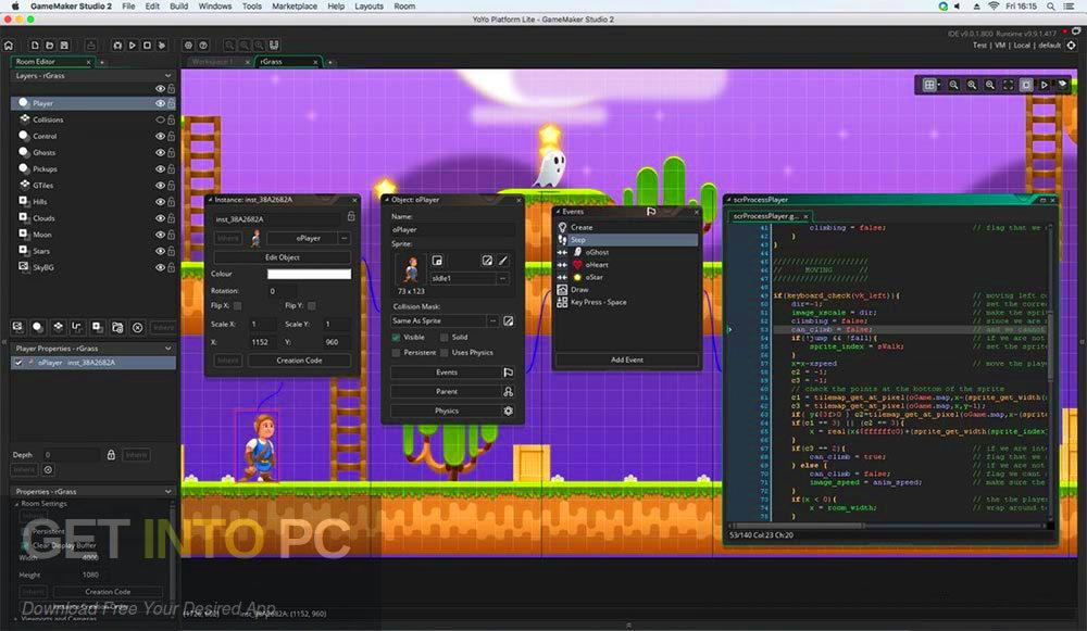 Game Maker Studio 1 Android/iOS Mobile Version Full Game Free Download
