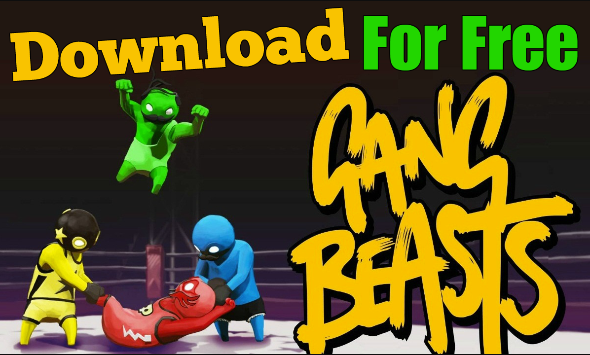 Gang Beasts PC Latest Version Free Download