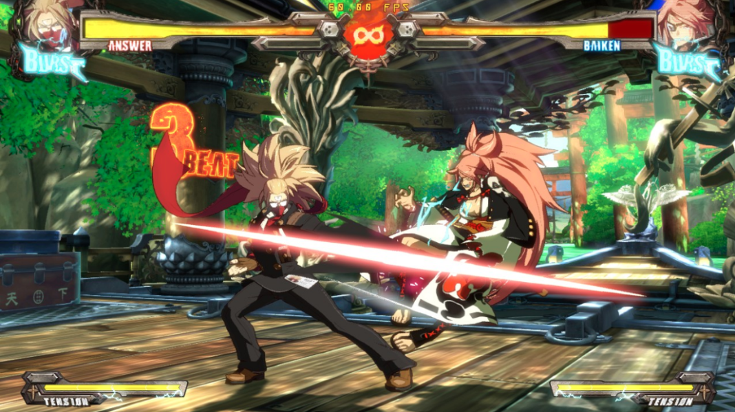 GUILTY GEAR -STRIVE- Free Download PC windows game