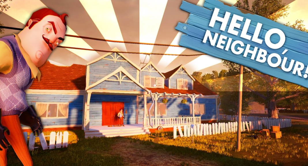 Hello Neighbor Alpha 2 PC Latest Version Game Free Download