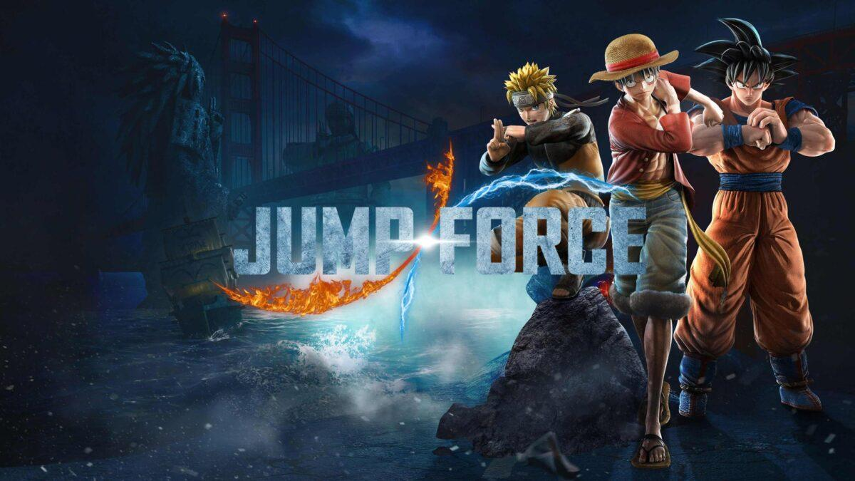 Jump Force PC Version Full Game Free Download