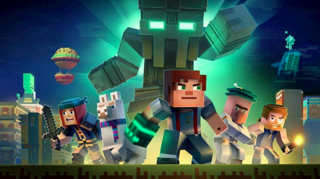 Minecraft Story Mode Android Version Full Game Free Download