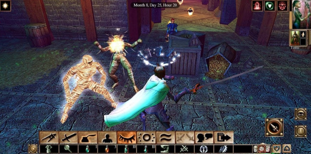 Neverwinter Nights Enhanced Edition PC Latest Version Game Free Download