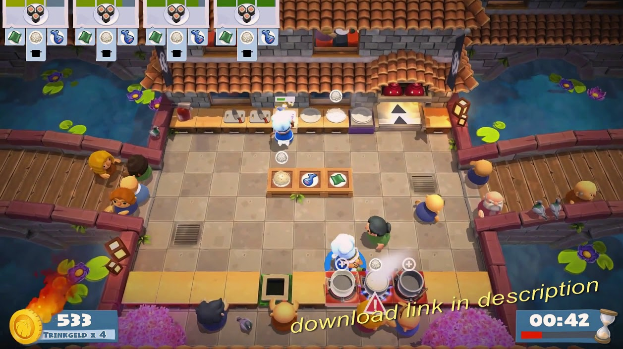 Overcooked 2 PC Version Game Free Download