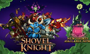 Shovel Knight Treasure Trove Version Full Mobile Game Free Download