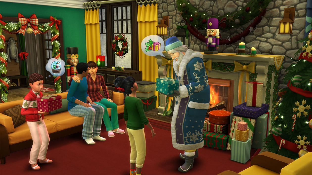 Sims 4 Seasons Full Version PC Game Download