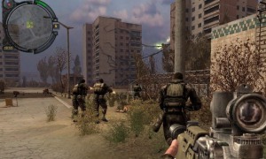 Stalker Call Of Pripyat PC Version Full Game Free Download
