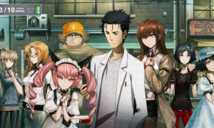 Steins Gate Android/iOS Mobile Version Full Game Free Download