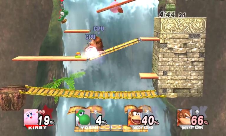 Super Smash Bros Brawl PC Game Free Download