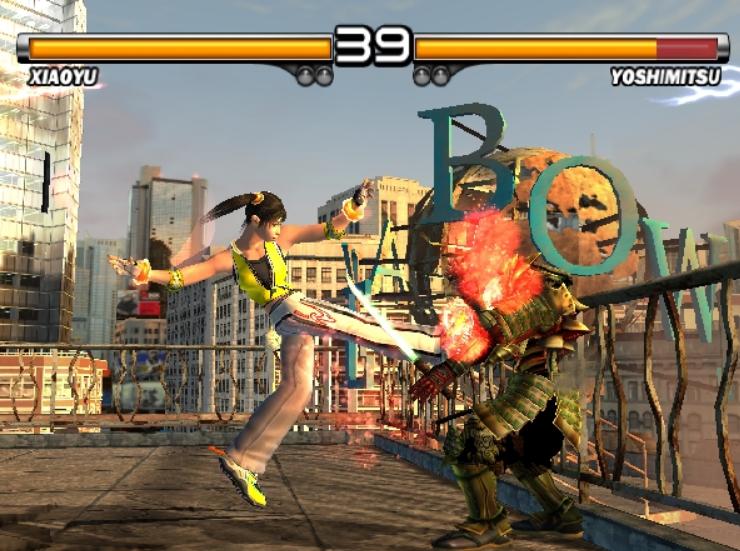 Tekken 4 Game PC Version Full Game Free Download