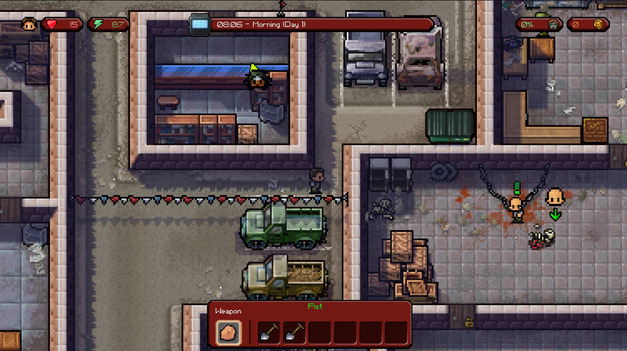 The Escapists Apk Full Mobile Version Free Download