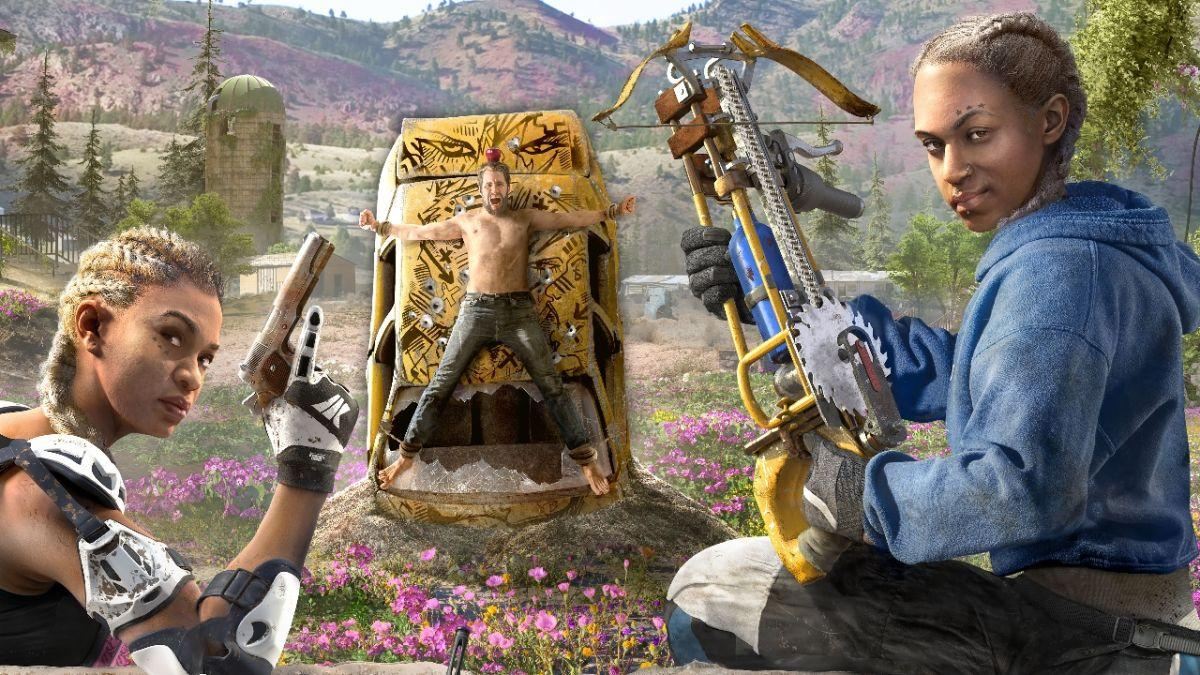 Far Cry New Dawn Version Full Game Free Download