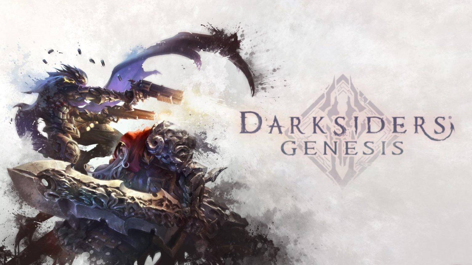 Darksiders Genesis PC Version Full Game Free Download
