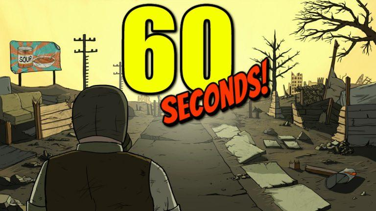 60 Seconds iOS/APK Full Version Free Download