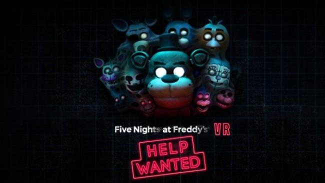 Five Nights At Freddy's VR: Help Wanted iOS/APK Full Version Free Download