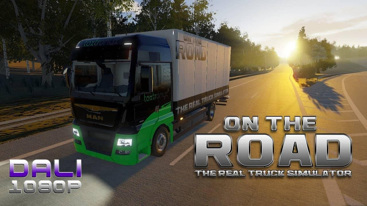 On The Road PC Latest Version Game Free Download