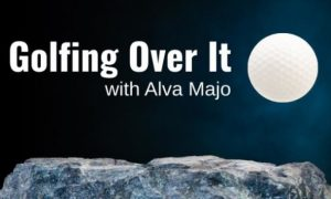 GOLFING OVER IT WITH ALVA MAJO iOS/APK Full Version Free Download