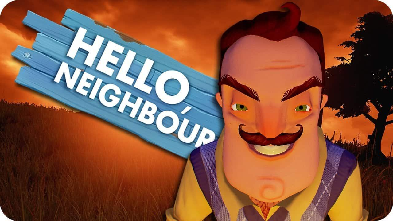 Hello Neighbor Android/iOS Mobile Version Full Game Free Download